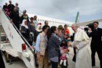 Muslimové ve Vatikánu? Na vyznání uprchlíků nesejde. Dali jsme přednost božím dětem, řekl papež